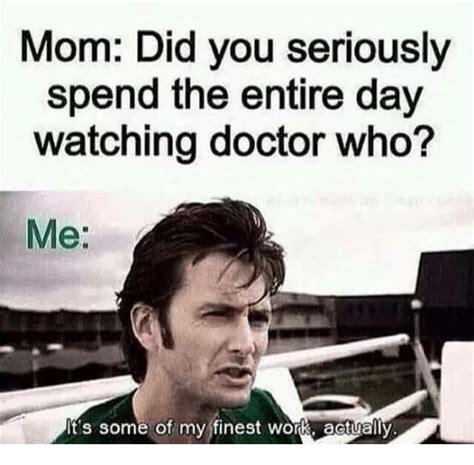 Doctor Who Meme - dr who memes