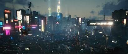 Cyberpunk 2077 Official Gig Trailer 3dart Cg