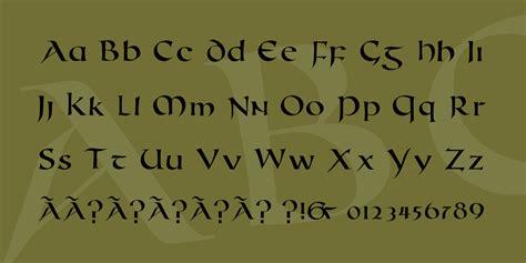 roman uncial modern font  fonts