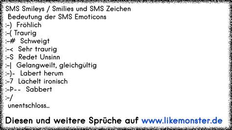 bedeutung zeichen sms smileys smilies und sms zeichen bedeutung der sms emoticons fr 246 hlich traurig