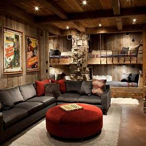 15, Awesome, Man, Cave, Spaces, For, Watching, The, Big, Game