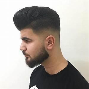 Dégradé Homme Progressif : coupe de cheveux homme 2017 d grad avec trait ~ Melissatoandfro.com Idées de Décoration