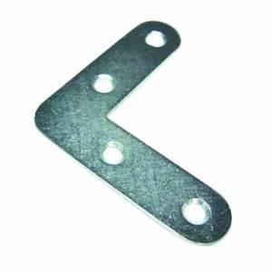 Serrurier Le Cannet : querre de persienne acier galvanis section 22x2 mm br 220 mm ~ Premium-room.com Idées de Décoration