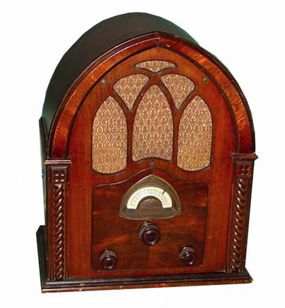 Radio 30s Atwater Radios Early Kent Cathedral