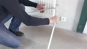 aquaheat installation d39un radiateur tube multicouche With radiateur eau chaude decoratif