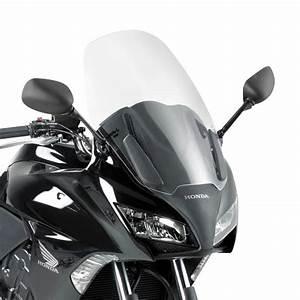 Honda Cbf 1000 F : windshield touring givi spoiler for honda cbf 1000 f 10 16 transparent ~ Medecine-chirurgie-esthetiques.com Avis de Voitures