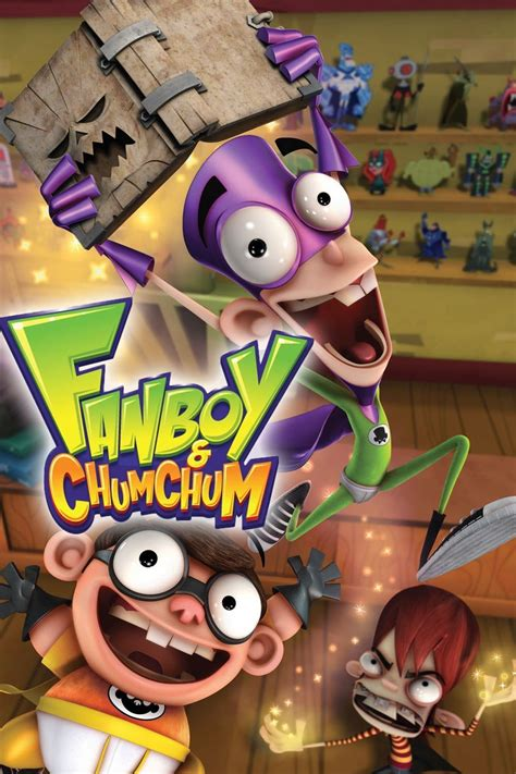 Fanboy And Chum Chum Soundeffects Wiki Fandom Powered