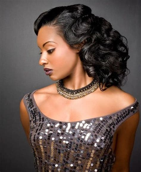 20s Prom Hairstyles by Prom Curly Hairstyles For Americans Braids 20s