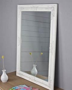 Standspiegel Antik Weiß : spiegel wei antik 82x62 cm holz neu wandspiegel barock badspiegel standspiegel ebay ~ Indierocktalk.com Haus und Dekorationen