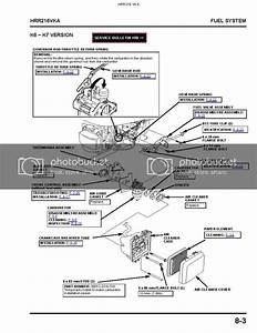 Honda Lawn Mower Carburetor Linkage Diagram