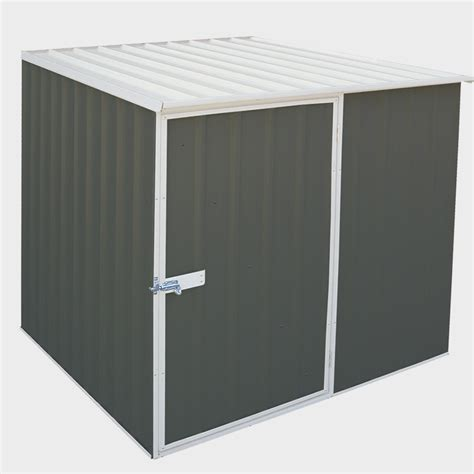 absco sheds 1 5 x 1 5 x 1 5m woodland grey pool cover