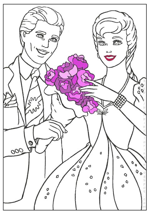 barbie coloring pages barbi coloring pages