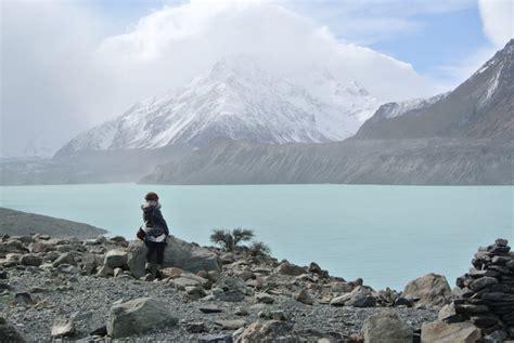 tasman lake mountainwomen