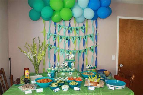 Best Decor 1st Birthday Party Simple Decorations At Home