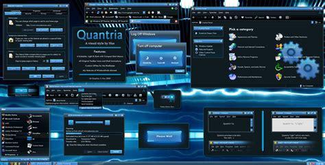 quantria wb windows xp theme themes  pc