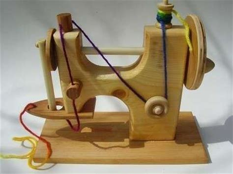 wooden sewing machines  perfect safe toy