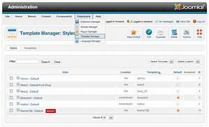 joomla quick start guide template monster help With joomla administrator templates