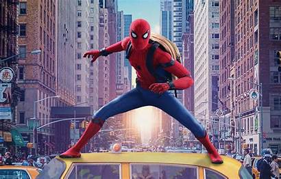 Spiderman Spider Homecoming Wallpapers Poster Action Movies