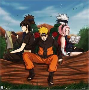 Team Kakashi  Team 7