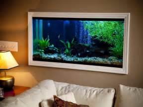 Fish Tank Wall Aquarium