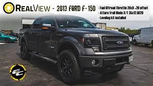 Realview   20 U0026quot  Fuel Throttles