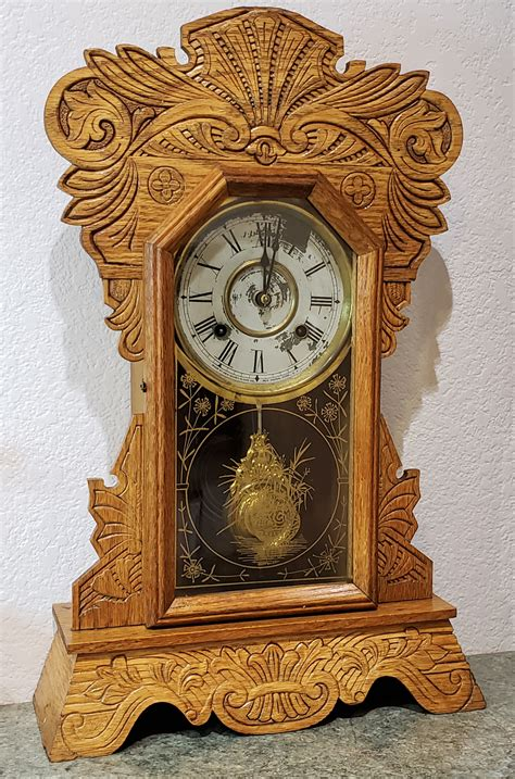 haven kitchen clock    sold timely
