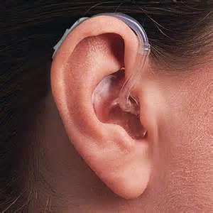 Hearing Aids Behind Ear