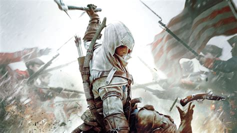 Assassins Creed Iii Has Been Rated By Pegi For Xbox One
