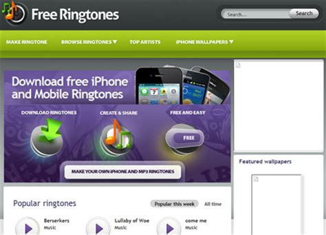 Get Tones by Ringtones For Iphone
