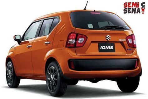Gambar Mobil Suzuki Ignis harga suzuki ignis review spesifikasi gambar juli 2018