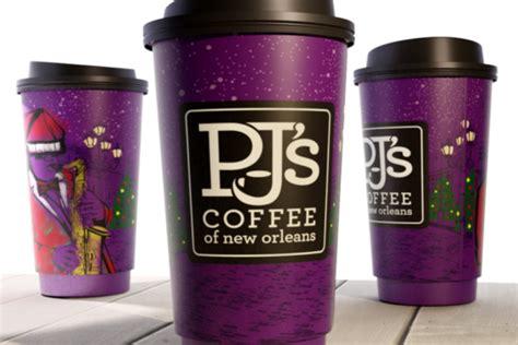 Посмотрите меню в отношении pj's coffee.the menu includes and main menu. PJ's Coffee Holiday-Themed Cups Feature New Logo | Tea & Coffee Trade Journal