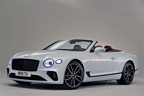 Bentley Picture by New 2019 Bentley Continental Gt Convertible Specs Prices