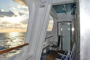 14 unusual cruise ship balcony cabins cruise critic