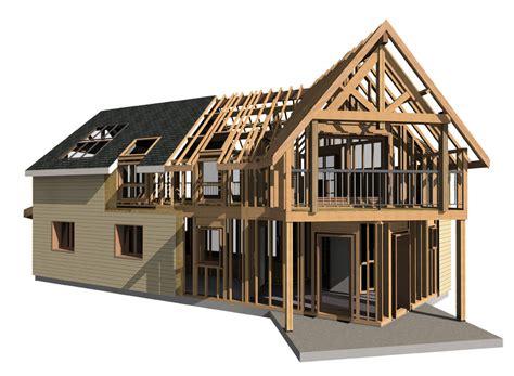 logiciel maison ossature bois logiciel de cao 2d 3d de construction en bois a doc envisioneer construction bois