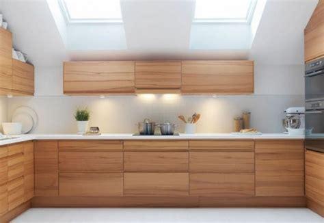 kitchen wooden design modern minimalist kitchen design loft with wooden cabinet 3511