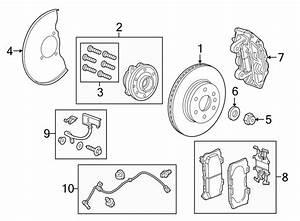 Chevrolet Colorado Wheel Bearing And Hub Assembly  4wd