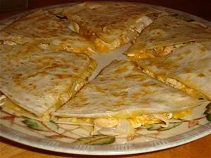 Chipotle Chicken Quesadillas Recipe Food com