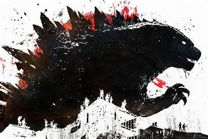 Godzilla Desktop Wallpapers Monster Pixelstalk Artwork Cool