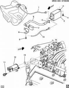 Cadillac Eldorado Vapor Canister  U0026 Related Parts