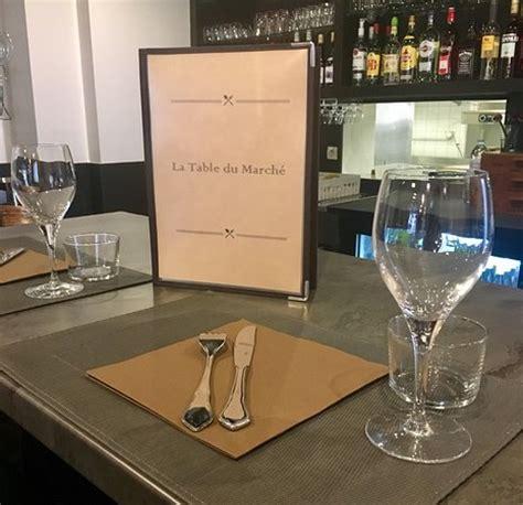 la table du march 233 maur des foss 233 s restaurant avis num 233 ro de t 233 l 233 phone photos