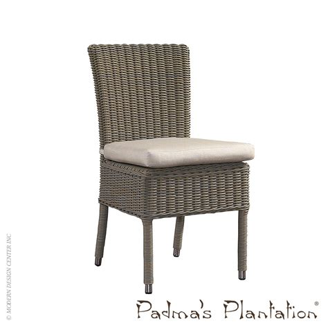 outdoor boca dining chair padma s plantation