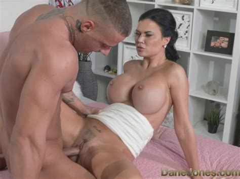 Danejones Hot Big Tits Milf Shows Her Young Stud How To