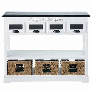 Console Maison Du Monde Occasion : best petite cuisine accessoires et meubles pour un espace rduit console comptoir des pices ~ Teatrodelosmanantiales.com Idées de Décoration