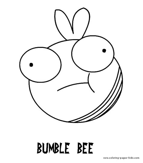 Free Invader Zim Gir Coloring Pages To Print, Download Free Clip ... | 541x474