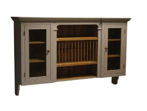 door storage rack wall cupboard 2 door glazed plate rack with brackets