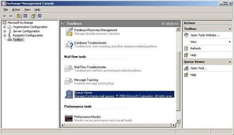 exchangeinbox understanding exchange 2007 queues