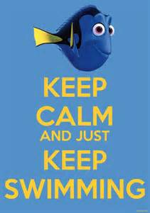 Finding Nemo Quotes Dory Just Keep Swimming