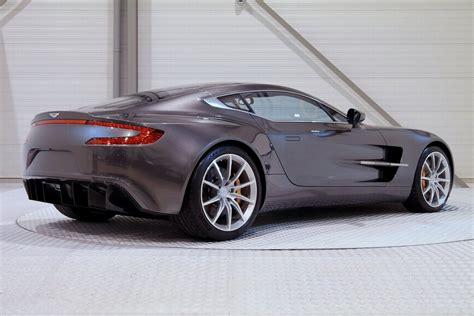 Aston Martin For Sale by Aston Martin One 77 For Sale At 2 1 Million In