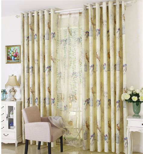 american fluid print curtain finished products
