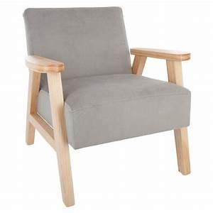 Fauteuil Scandinave Enfant : fauteuil enfant scandinave didi 48 5cm gris ~ Teatrodelosmanantiales.com Idées de Décoration